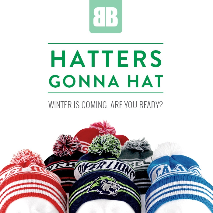 Hatters gonna hat